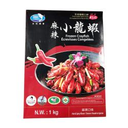 Frozen Crayfish - 1Kg