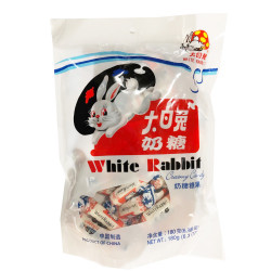 White rabbit candy / 大白兔奶糖 - 180g