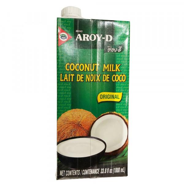 Aroy-D Coconut milk / 椰奶 - 1000 mL