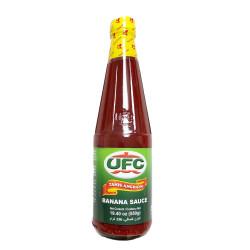 UFC Banana Sauce / UFC 香蕉酱 - 550g