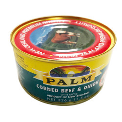 Plam Corned Beef Series / 牛肉罐头系列 - 326g