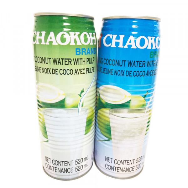 Chaokoh  Coconut Water /  Chaokoh  椰子水 - 520ml