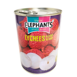 Lychees In Syrup / 糖渍荔枝