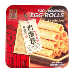 Egg rolls / 传统鸡蛋卷
