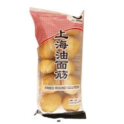 Fried round gluten / 上海油面筋 -  38g