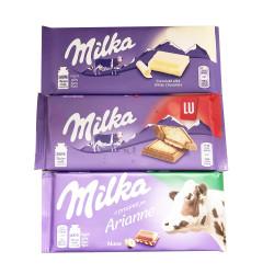 MILKA chocolate / 巧克力饼干 - 100 g