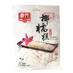 Coconut sticky jelly / 春光椰糯糕 - 200g