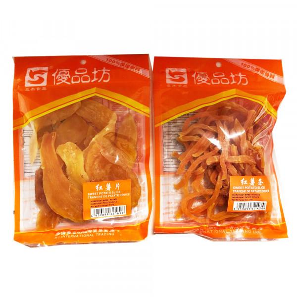 Sweet Potato Slice / 红薯片/红薯条 - 170 g