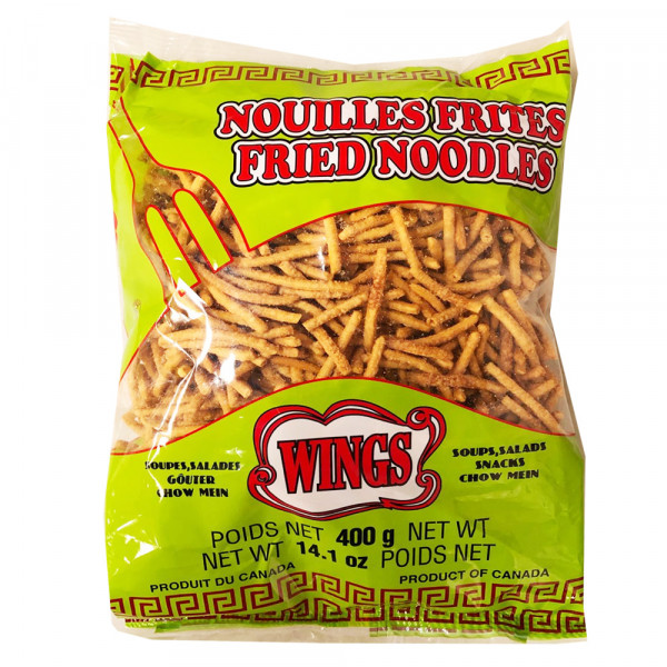 Fried Noodles / 干炸面条 - 400g