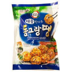 Seafood Pancake / 鱿鱼鱼饼 - 453g