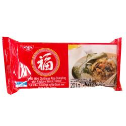 FuKu Mini Glutinous Rice Dumpling With Abalone Sauce Flavour / 福鲍汁味珍珠鸡 201g