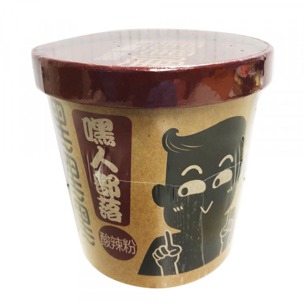 HeiRen Konjac Hot and Sour Vermicelli / 嘿人部落酸辣粉 152g