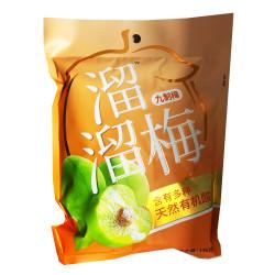 LiuLiuMei  Nine-berry / 溜溜梅-九制梅 - 136g