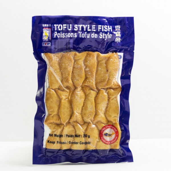 Tofu Style Fish 250g