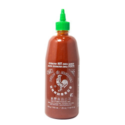 Siracha Hot Chili Sauce / 是拉差香甜辣椒酱 - 740 mL