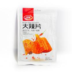 Big Hot Beancurd Sheets / 卫龙大辣片- 230 g