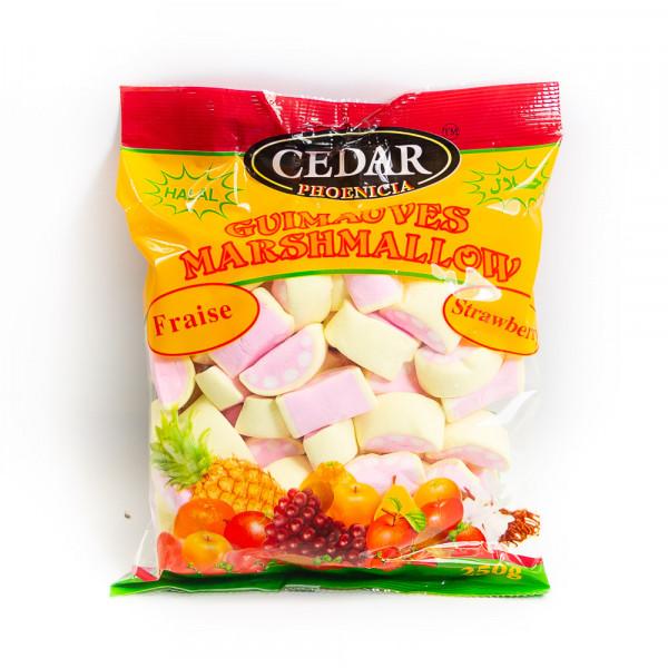 Strawberry Marshmallows / 棉花糖 草莓味 - 250 g