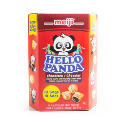 Meiji Hello Panda - 10*25.8g