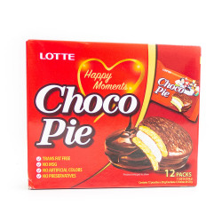 LOTTE Choco-pie Original Flavor /原味巧克力派 336g