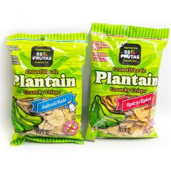 Plantain crunchy Crisp