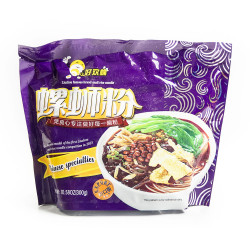 Spicy Instant Rice Noodles - 300 g