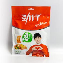 Jinzai Dried tofu pickled pepper flavor 108g