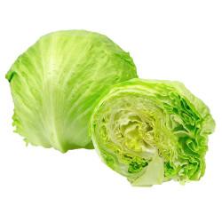 Iceberg Lettuce / 圆生菜 - 1个