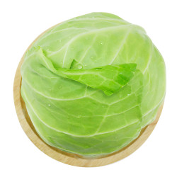 Green Cabbage / 高丽菜 ~ 3lbs